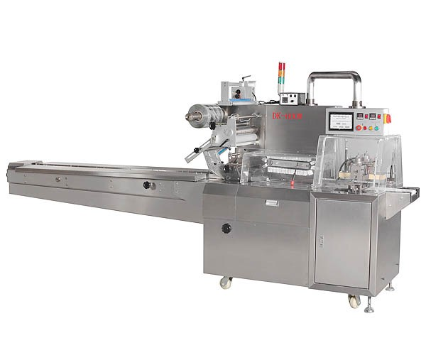 DK - 450 w/DK - 450 w servo reciprocating pillow packaging machine