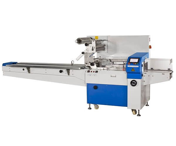 DK - 600, 700 se se/servo rotary pillow packaging machine
