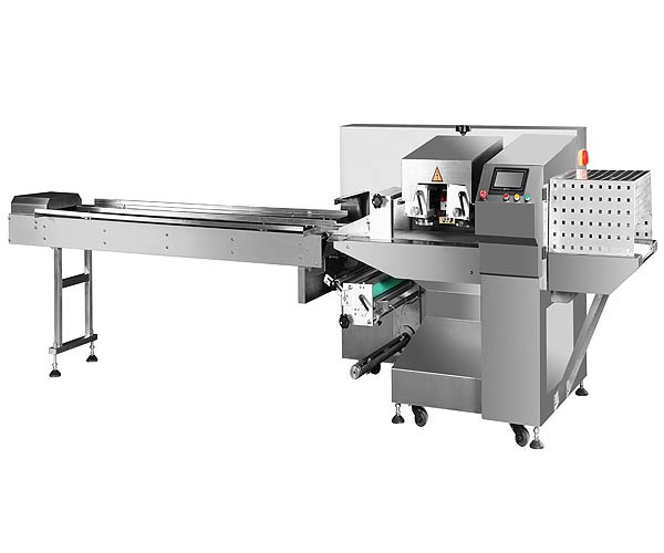 DK700WXSE - 3 servo pillow packaging machine